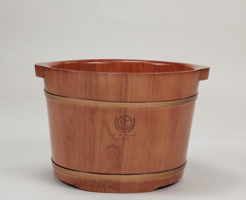 Grossiste baquet en bois pour pieds acheter les meilleurs baquet en bois pour pieds lots de la - Bassin rond en bois strasbourg ...