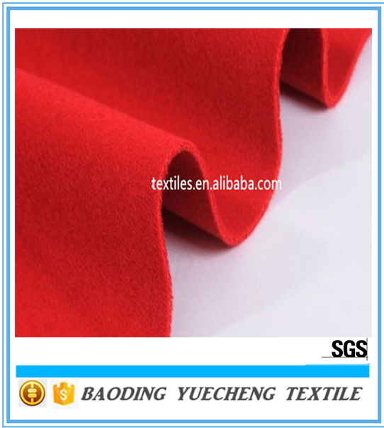 Hot selling 100% Good quality wool fabric with ready stock