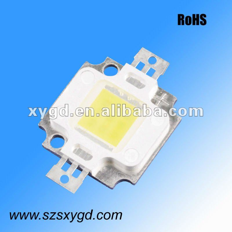 10w High Power Led Integrated Led Chips Bridgelux Chip Led Array ...