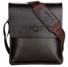 High-End Videng Polo <span class=keywords><strong>Tas</strong></span> Selempang <span class=keywords><strong>Pria</strong></span> Kulit PU Messenger Bag