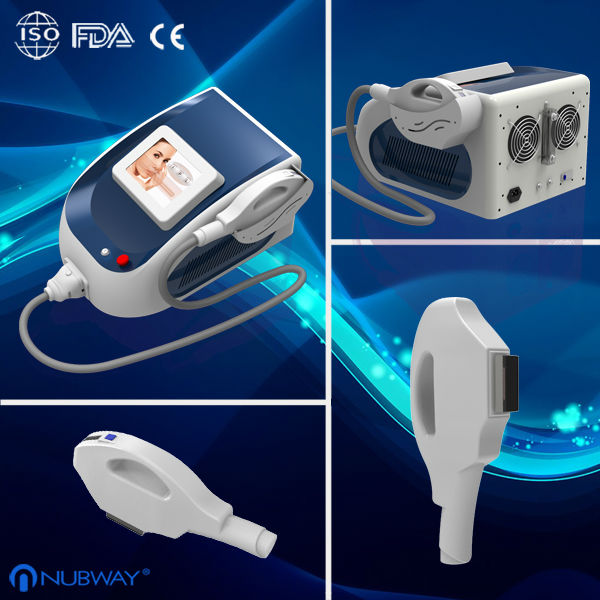 Newest design portable ipl machine / personal ipl laser hair removal device