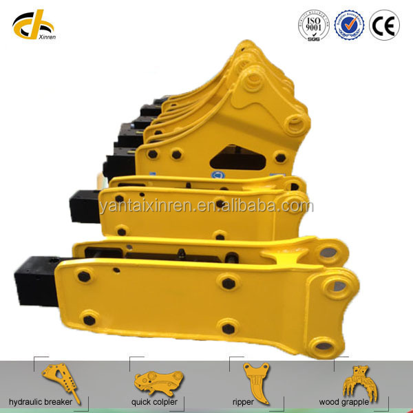 top type powerful hydraulic bead breaker/hydraulic rock hammer for sale