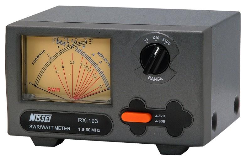Taiwan Nissei - Rx-27/103/203/403/503 Swr Power Meter
