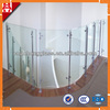 high quality safty tempered glass fence panels