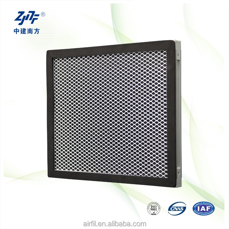 Grease filter and cooker hood filter with honeycomb from gold supplier