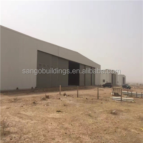 kraft paper bag warehouse steel structure