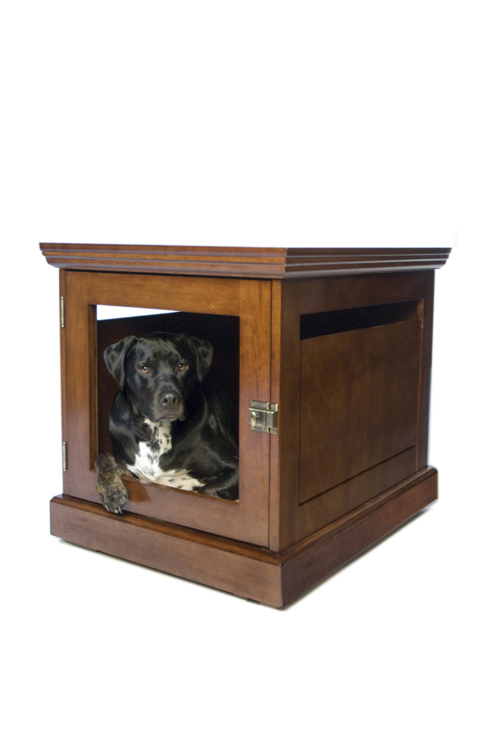 designer dog crate furniture ruffhaus luxury wooden gerdan co get quotations denhaus townhaus indoor wood dog crate house end table furniture bed cheap dxdh011 find dxdh011 deals on