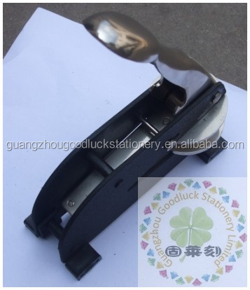 Desk Embossing Common Seal Stamp/long reach embossing seal/Economic Desk Embossers
