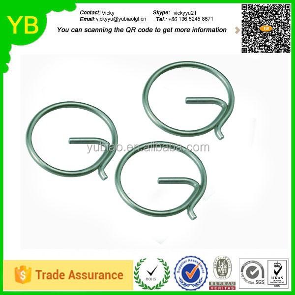 Custom Wire Forming E Spring,E Shaped Spring,E Spring Clips - Buy ...