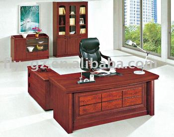 Superieur Wooden Office Table/nice Executive Table/durable Office Desk