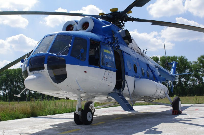 New and Used Helicopter and Aircraft spare parts