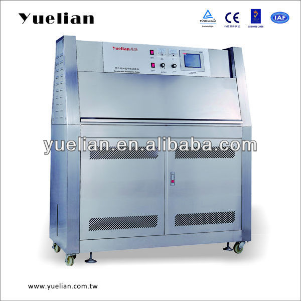 UV accelerated weathering aging test chamber testing equipment UV-40LRC
