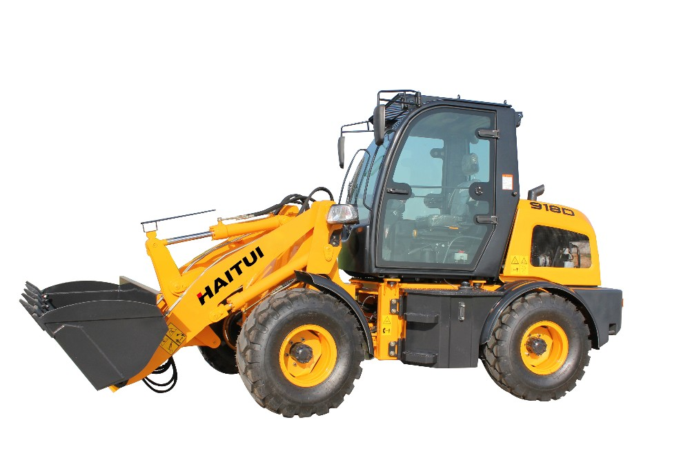 Quick hitch 1.8 ton hub Wheel Loader for Sale