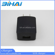 Travel Adapter 5V 2.1A USB Wall Charger for mobile phone ac charger travel chager