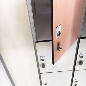 Plain Color HPL Waterproof Digital Safe Locker