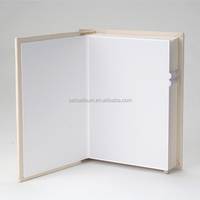 Custom color and size leather wedding self sticker 4x6 photo album wholesale