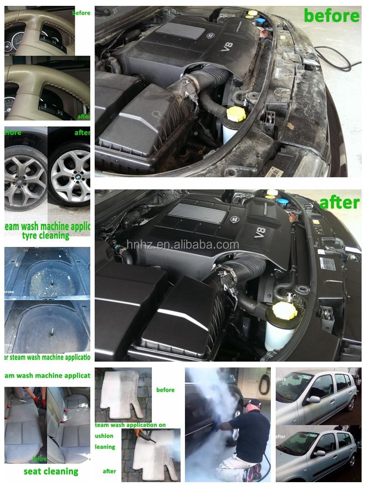 commercial car wash machine