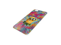 funky minions battery charger for phone case under licensing agreement