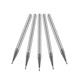 China 2 flute 3 flute 4 flute tungsten solid carbide end mills milling cutter ball nose end mill