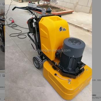 concrete grinder polisher/diamond floor grinder/grinding machine
