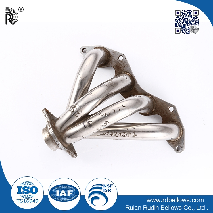 Sell well adjustable superior quality stainless steel water cooled exhaust manifolds