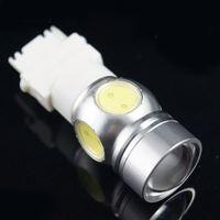 led spotlight police car