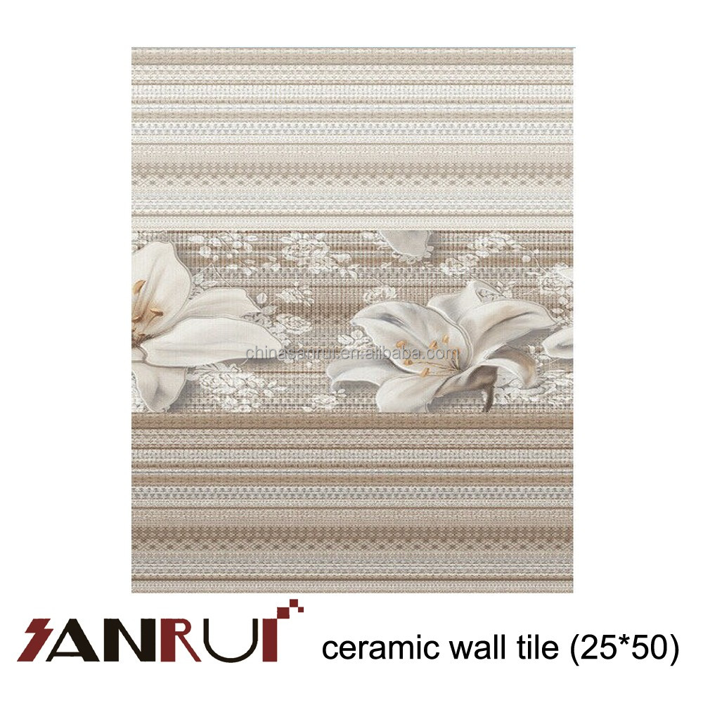Newest products indoor Living room ceramic wall tile