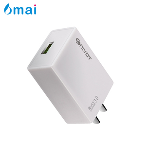 Universal 18W 5V 3A QC3.0 USB Quick Wall Charger