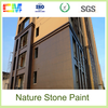 Highly functional uv proof odorless spray natural stone effect removable wall exterior paint