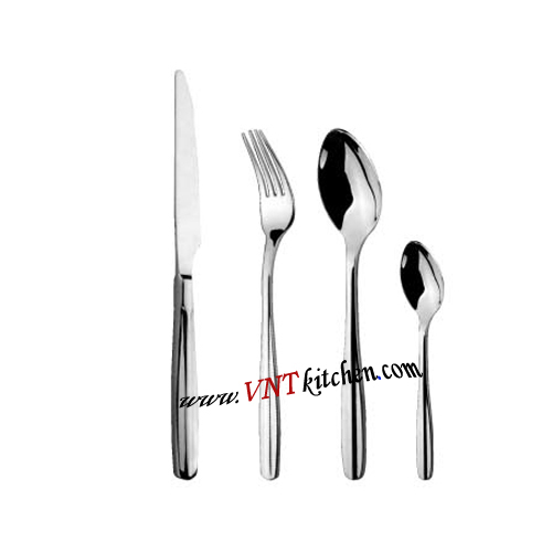 VNTD254 Hot Sale 18/10 Hotel Restaurant Stainless Steel Cutlery/Flatware