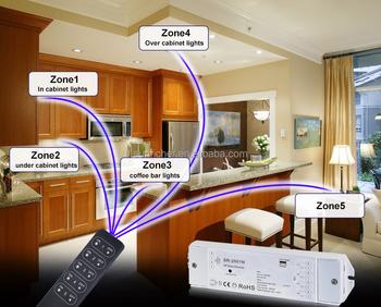 Rf Dimmer Voor Keuken En Badkamer Sr-2801 En Sr-2501n - Buy Product ...