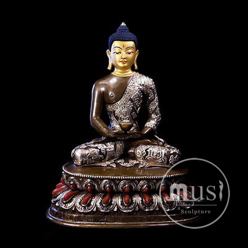 Catálogo de fabricantes de Estatua De Buda De Oro Plateado de alta ...