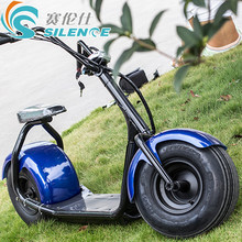 Fashion 2 Wheels Electric Motorcycle Citycoco Bike
