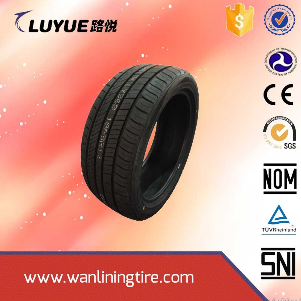 earn mony best select product luyue car tire 205/55r16 car tyre wp 16 made in china