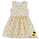 48BQA236 Yihong Flower Pattern Sleeveless Summer Dress Frock Design For Girls kids Baby Girls Indian Maxi Dresses