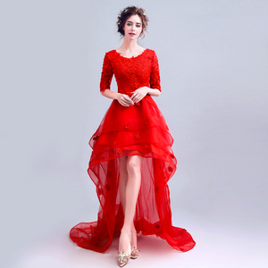 6d83cfc5bf Elegant Evening Gowns Red, Elegant Evening Gowns Red Suppliers and ...