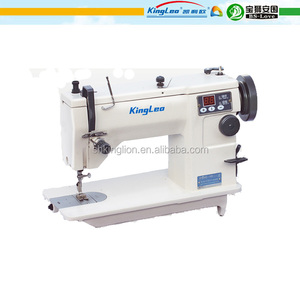 High-speed zigzag industrial sewing machine for the best price