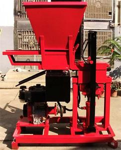 1-25 red making mud interlocking machine fired clay brick tunnel kiln for wholesales