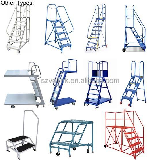 Grocery Store 2 Step Ladder With Handrail Buy 2 Step