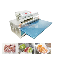 Gas Charging External Vacuum Packing Machine For Seed/Chicken/Medicine Bag/Vegetable