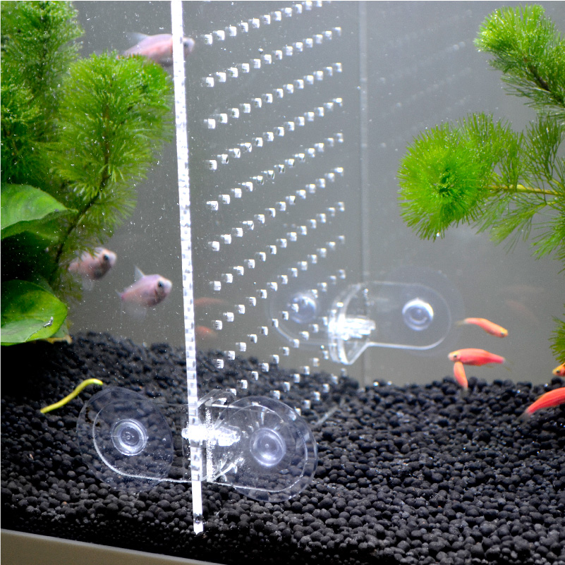2017 hot koop indoor mini plastic vis aquarium