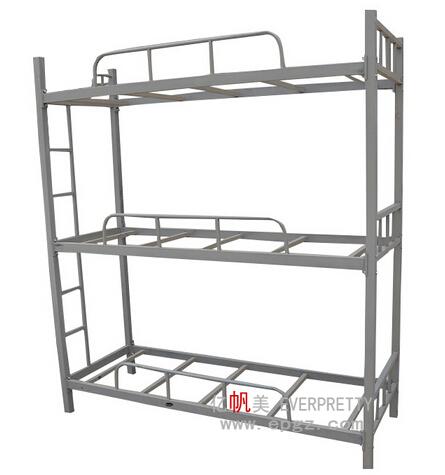 modern heavy duty adult steel triple metal loft bunk beds 3 layers design for sale buy bunk. Black Bedroom Furniture Sets. Home Design Ideas