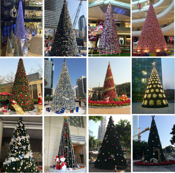 Best selling christmas items artificial 4ft trees outdoor use