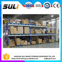 Heavy Duty Selective Storage Rack For Industrial Warehouse Solutions