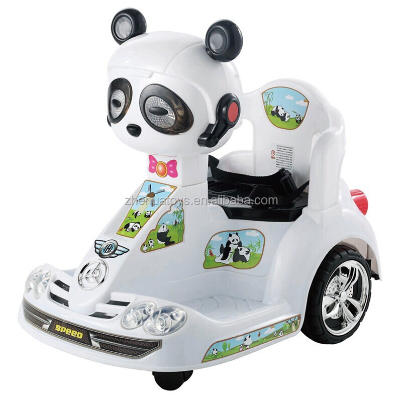 lovely panda baby toy carsmall ride on toys for kids driving car