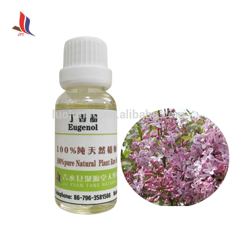 China supply Eugenol perfume Cosmetics Soap Flavors Raw Materials with competitive Price