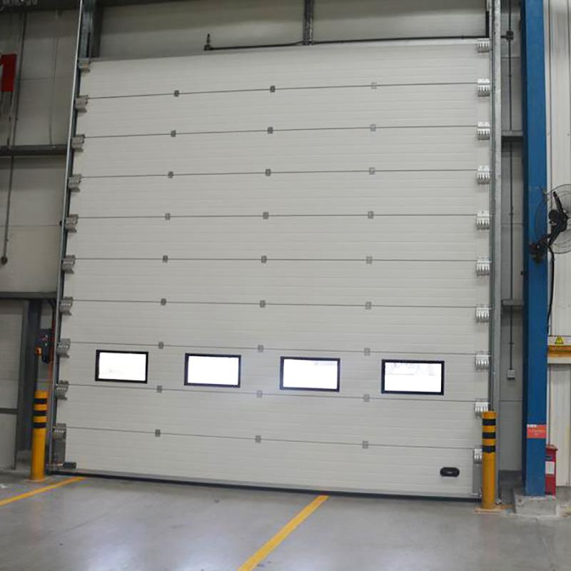 Lexan Overhead Doors Amp Sealed Lexan Door
