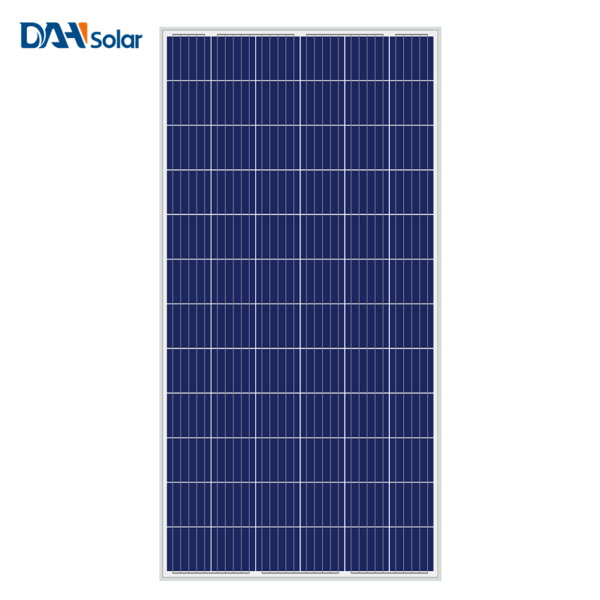 Factory Promotion 5BB Polycrystalline Photovoltaic Module <strong>Poly</strong> 330W Solar Panels