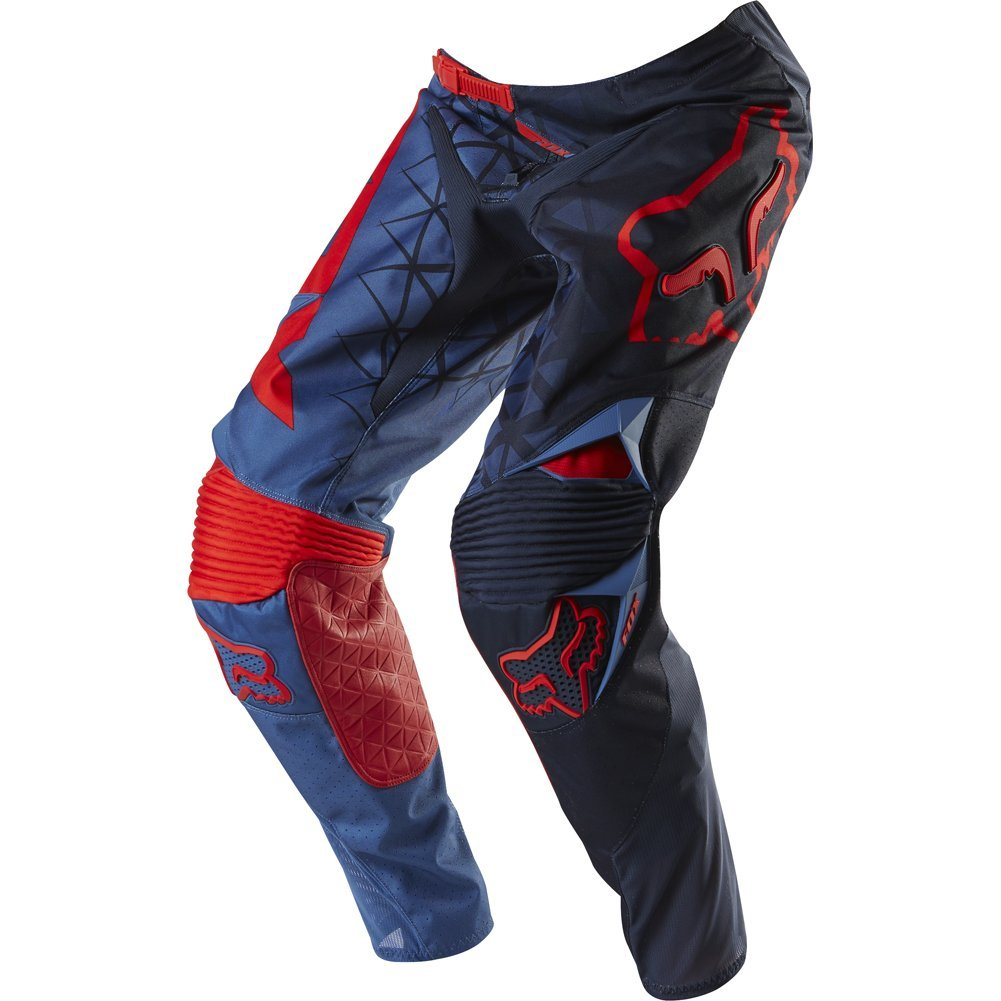 Fox Racing 360 Given LE Men's Off-Road Motorcycle Pants - Blue/Red / Size 32