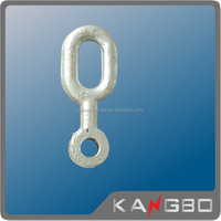 Forged Hot-dip galvanized Figure 8 Links Steel